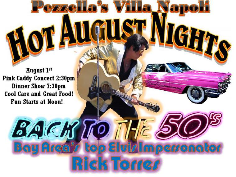 Pezzella S Hot August Nights Car Show